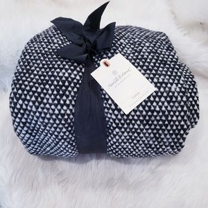 Heart & Hand by Magnolia throw blanket NWT